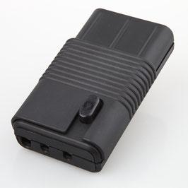 Schnurdimmer Schnurtrafo, mit Dimmer 50-120W schwarz 230/12V