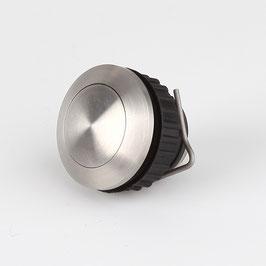 Einbau-Klingeltaster V2A edelstahl 5-24V/1,5A (AC/DC)