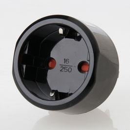 Reisestecker-Adapter Schutzkontakt Deutschland auf USA/Japan 15A/125V