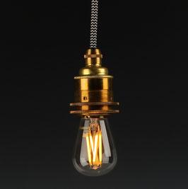 Danlamp E27 Vintage Deko LED Mini Edison Lampe 240V/2,5W