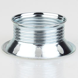 E27 Schraubring 60x25 Unterring für Lampen-Fassung mit Aussengewinde