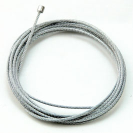 Stahlseil-Abschnitt 1,5mm Durchmesser