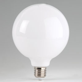 E27 LED Globe Filament Leuchtmittel 230V/8W=70W warmweiß Durchmesser 125mm dimmbar