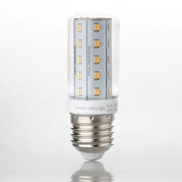 Leds light LED-Röhrenlampe E27/230V/4W (35W) klar 400 lm warmweiß