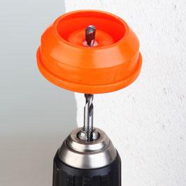 Staubfang-Dose für Bohrmaschinen Bohrer 4-8 mm Durchmesser