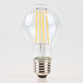 Sigor E27 LED Sensor Filament Leuchtmittel klar 6,5W = (60W) 806lm warmweiß