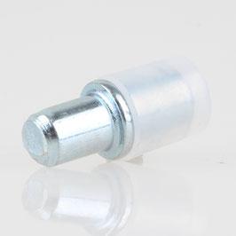 Häfele Bodenträger H3109 für Holz oder Glas 5mm Stahl verzinkt (20 Stück)