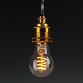 Danlamp E27 Vintage Deko LED Standard De Luxe 60mm 240V/4W