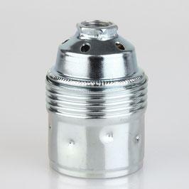E27 Fassung Metall ohne Außengewinde Premium Ausführung