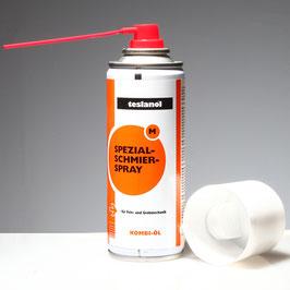 teslanol Spezial-Schmierspray 200ml zur Schmierung von Instrumenten und Geräten