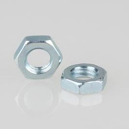 M5 Sechskantmutter Metall verzinkt DIN 439