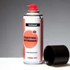 teslanol Etikettenentferner 200ml zum Lösen von Haftetiketten