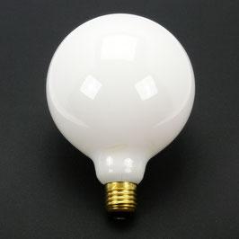 E27 Globe Glühlampe Glühbirne 60W opal matt 125mm