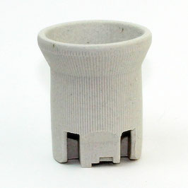 E40 Porzellan-Fassung 16A/500V temperaturbeständig bis 240°C
