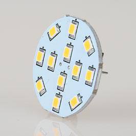Goobay LED G4 Tellerstrahler Leuchtmittel 12V/2W (=20W) warmweiß 2800K