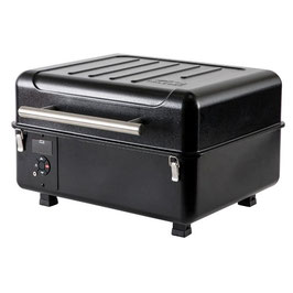 "TRAEGER ""Ranger"" Barbecue a pallet incl. Cover"