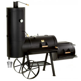 Joes BBQ Smoker 20'' Joe's Chuckwagon Catering