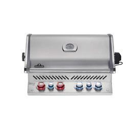 Napoleon Barbecue ad incasso BIPRO 500 RB incl. kit girarrosto (Modello 2021)