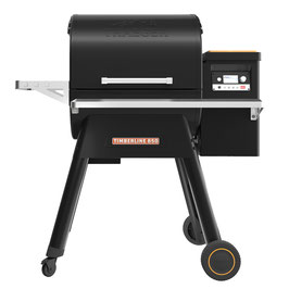 "TRAEGER ""Timberline ""850 D2"" Barbecue a pallet, con Cover in ommaggio."
