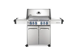 Napoleon barbecue a gas Prestige P 500 incl. kit girarrosto