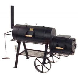 "Joes BBQ Smoker 16"" Longhorn"