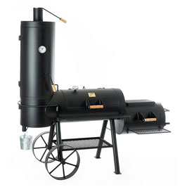 Joes BBQ Smoker 16'' Joe's Chuckwagon
