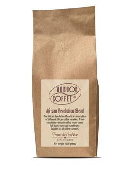 Bonbon Coffee, Africa Revolution Blend