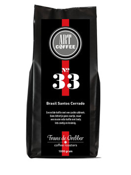 Brasil Santos Cerrade Coffee 33