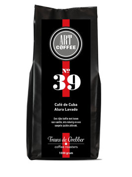 Café de Cuba Altura Lavado 39