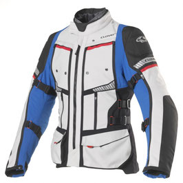 GIACCA CLOVER GTS-4 AIRBAG BL/GR