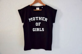 Casual Shirt schwarz MOTHER OF GIRLS