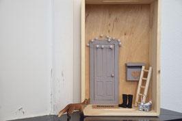 Elf -Tür in a BOX