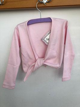 Balletvestje roze