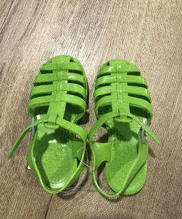 Water schoenen groen