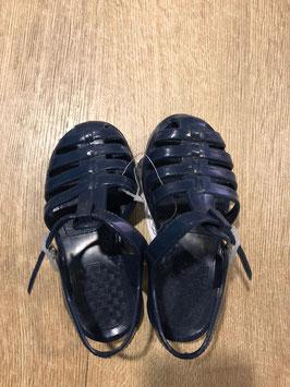 Water schoenen blauw