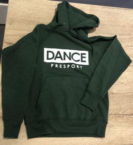 DANCE hoodie Groen