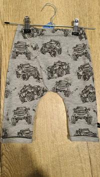 Auto broekje grijs
