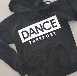 DANCE hoodie Zwart