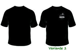 Forum T-Shirt, schwarz, 100% Baumwolle