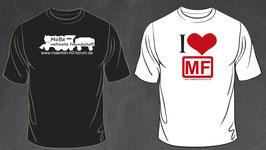 Forum T-Shirt, 100% Baumwolle