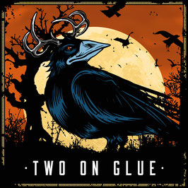 "Album ""TWO ON GLUE"" CD"