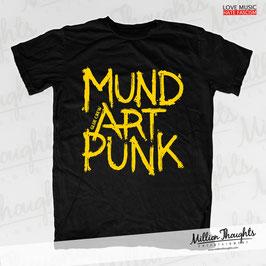 """T-Shirt """"Mundartpunk"""" (Fairtrade)"""