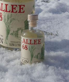 ALLEE 68  - London Dry Gin 50ml (5cl)