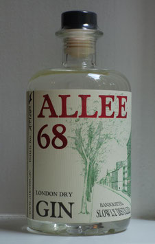 ALLEE 68  -  Handcrafted - London Dry Gin