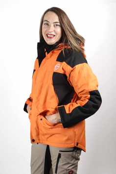TUY Winterjacke – orange