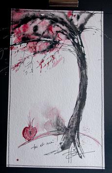 l'amour sous les arbres