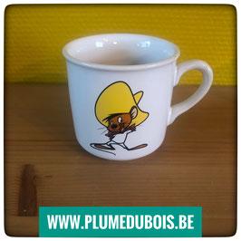 Looney Tunes. Petite tasse Speedy Gonzales