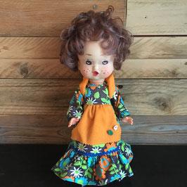 Vintage, poupée années 70
