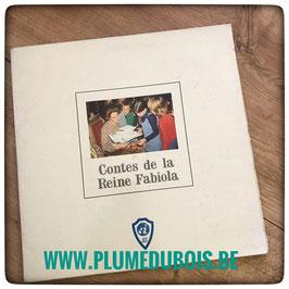 Vintage Vinyle 33T, Contes de la Reine Fabiola