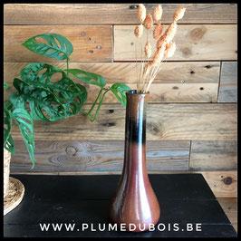 Très joli vase au style naturel bohème